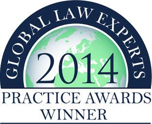 GlobalLawExperts-PractiveAwardsWinner-2014